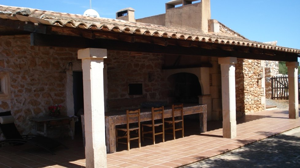 Country Cottage for rent in s'Almonia, Santanyí, Mallorca.