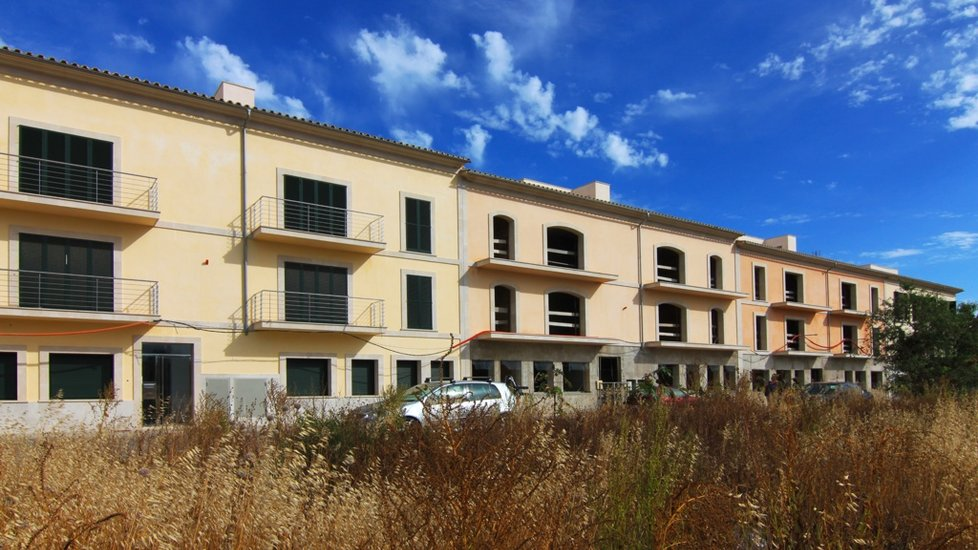 Brand new apartments for sale in new development, in Santanyí, Mallorca.