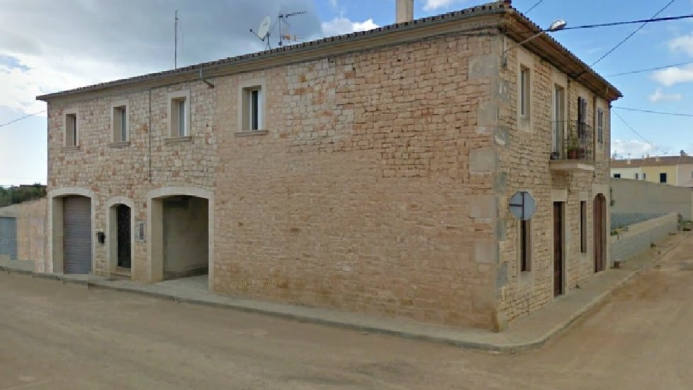 Reformed townhouse in Es Llombards (Mallorca).