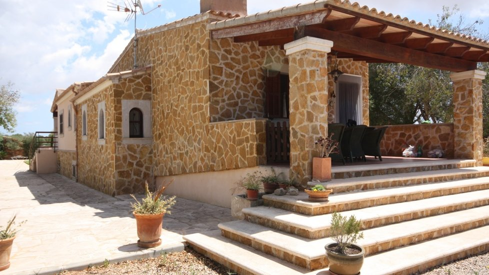 Cottage for rent in Son Marimón, Santanyí, Mallorca.